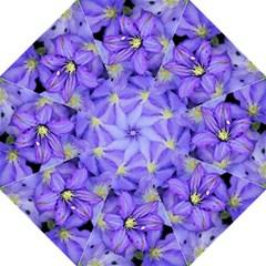Purple Wildflowers for FMS Golf Umbrella