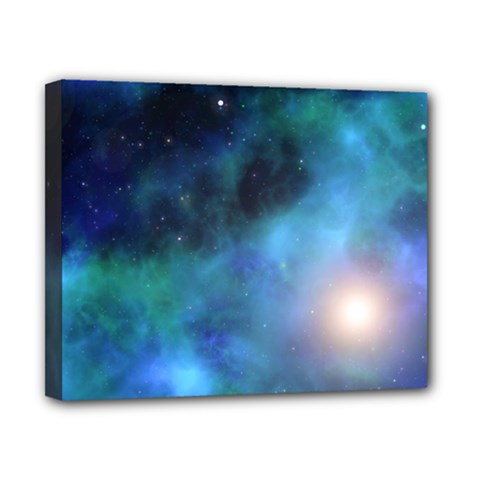 Amazing Universe Canvas 10  X 8  (framed)