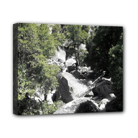 Yosemite National Park Canvas 10  x 8  (Stretched)
