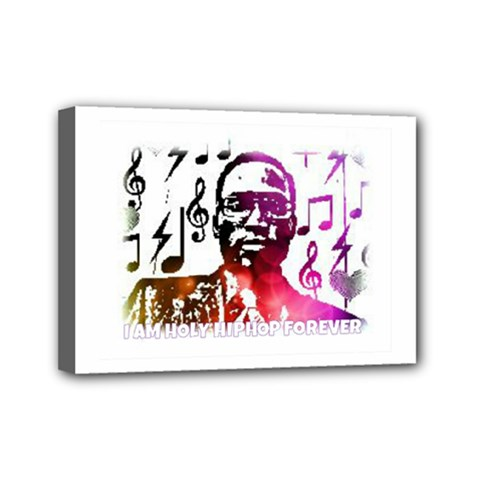 Iamholyhiphopforever 11 Yea Mgclothingstore2 Jpg Mini Canvas 7  X 5  (framed)