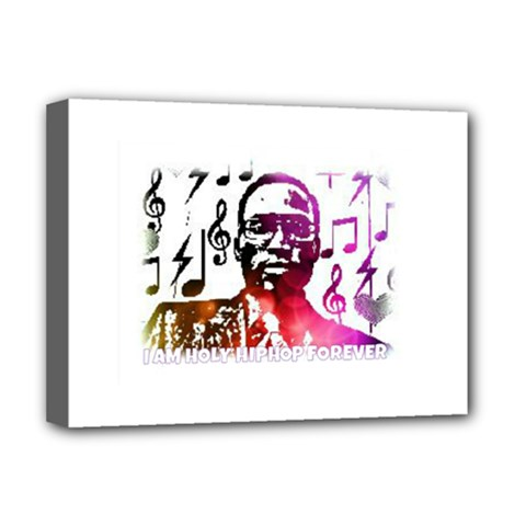 Iamholyhiphopforever 11 Yea Mgclothingstore2 Jpg Deluxe Canvas 16  X 12  (framed)