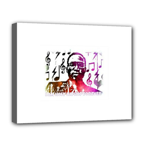 Iamholyhiphopforever 11 Yea Mgclothingstore2 Jpg Deluxe Canvas 20  x 16  (Framed)