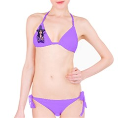 Purple Witch Bikini