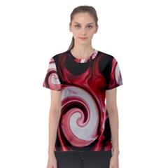 L774 Women s Full All Over Print Sport T Shirt