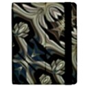 Fancy Ornament Print Apple iPad 3/4 Flip Case View2