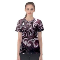 L478 Women s Full All Over Print Sport T-shirt
