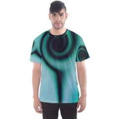L801 Men s Full All Over Print Sport T Shirt