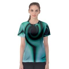 L801 Women s Full All Over Print Sport T-shirt