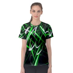 A1 Women s Full All Over Print Sport T-shirt