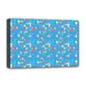 Colorful squares pattern Deluxe Canvas 18  x 12  (Stretched) View1