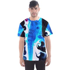 L322 Men s Full All Over Print Sport T-shirt