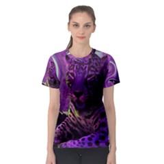 L319 Women s Full All Over Print Sport T-shirt