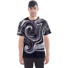 L413 Men s Full All Over Print Sport T-shirt