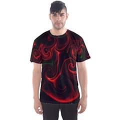 L945 Men s Full All Over Print Sport T Shirt