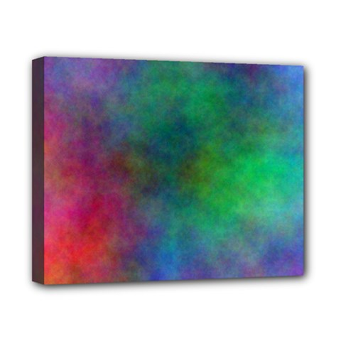 Plasma 1 Canvas 10  X 8  (framed)