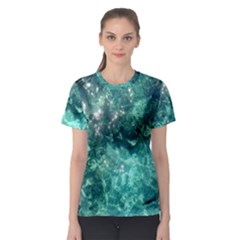 Water Women s Full All Over Print Sport T-shirt