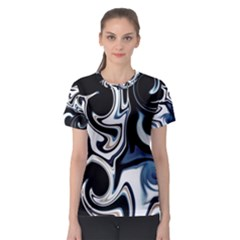 L993 Women s Full All Over Print Sport T-shirt