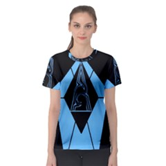 G7fs Women s Full All Over Print Sport T-shirt