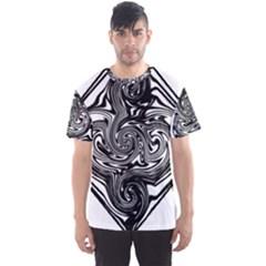 G15a Men s Full All Over Print Sport T Shirt