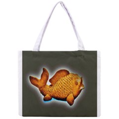 Goldfish Full All Over Print Tiny Tote Bag
