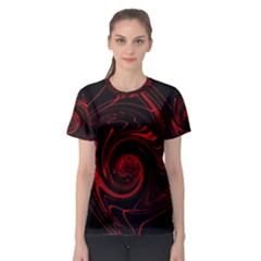 G19c Women s All Over Print Sport T Shirt