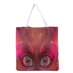 Hypnotized Full All Over Print Grocery Tote Bag