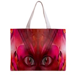 Hypnotized Full All Over Print Tiny Tote Bag