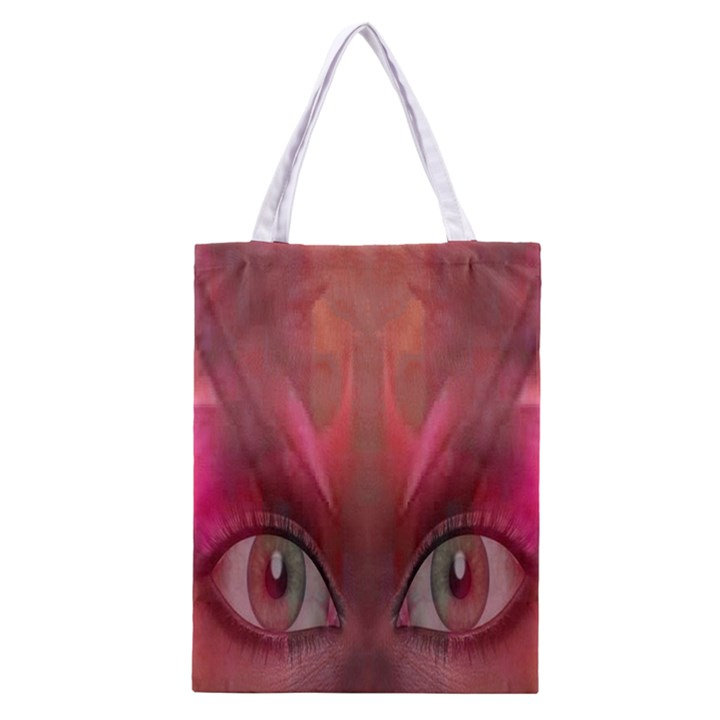 Hypnotized Full All Over Print Classic Tote Bag