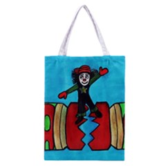 Cracker Jack Full All Over Print Classic Tote Bag