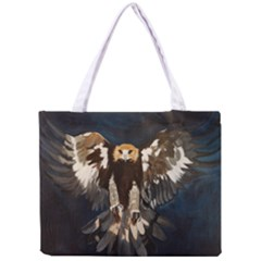 GOLDEN EAGLE Full All Over Print Tiny Tote Bag