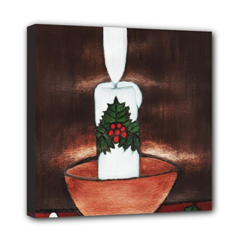 Picture 057 Mini Canvas 8  X 8  (framed)
