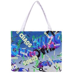 Pure Chaos Full All Over Print Tiny Tote Bag
