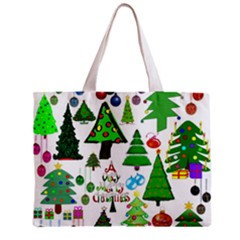 Oh Christmas Tree Full All Over Print Tiny Tote Bag