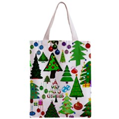 Oh Christmas Tree Full All Over Print Classic Tote Bag