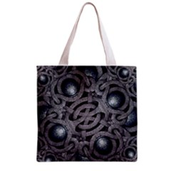 Mystic Arabesque Full All Over Print Grocery Tote Bag