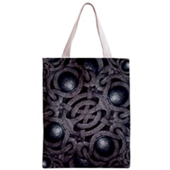 Mystic Arabesque Full All Over Print Classic Tote Bag