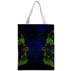 Binary Communication All Over Print Classic Tote Bag