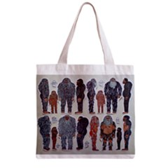 5 Tribes, All Over Print Grocery Tote Bag