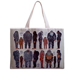 5 Tribes, All Over Print Tiny Tote Bag