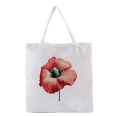 Your Flower Perfume All Over Print Grocery Tote Bag