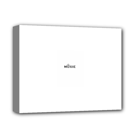 Show Us Your Moxie Deluxe Canvas 14  X 11  (framed)