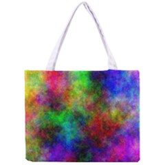 Plasma 21 All Over Print Tiny Tote Bag