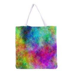 Plasma 22 All Over Print Grocery Tote Bag