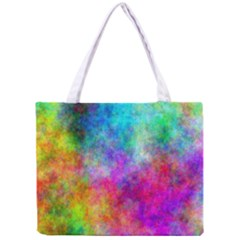 Plasma 22 All Over Print Tiny Tote Bag