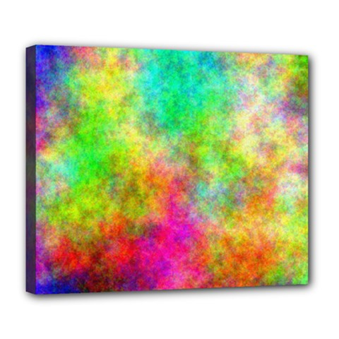 Plasma 24 Deluxe Canvas 24  X 20  (framed)