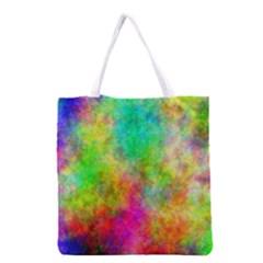 Plasma 24 All Over Print Grocery Tote Bag