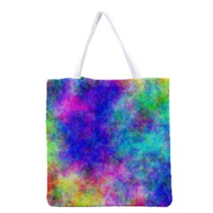 Plasma 25 All Over Print Grocery Tote Bag