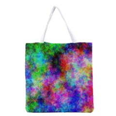 Plasma 26 All Over Print Grocery Tote Bag