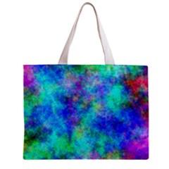Plasma 28 All Over Print Tiny Tote Bag