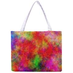 Plasma 30 All Over Print Tiny Tote Bag